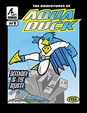 Aqua Duck Issue #1