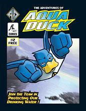 Aqua Duck Issue #2