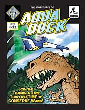 Aqua Duck Issue #3