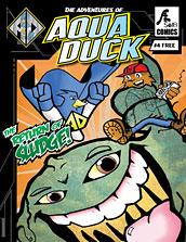 Aqua Duck Issue #4