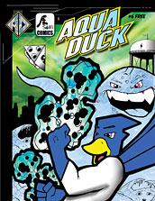 Aqua Duck Issue #6