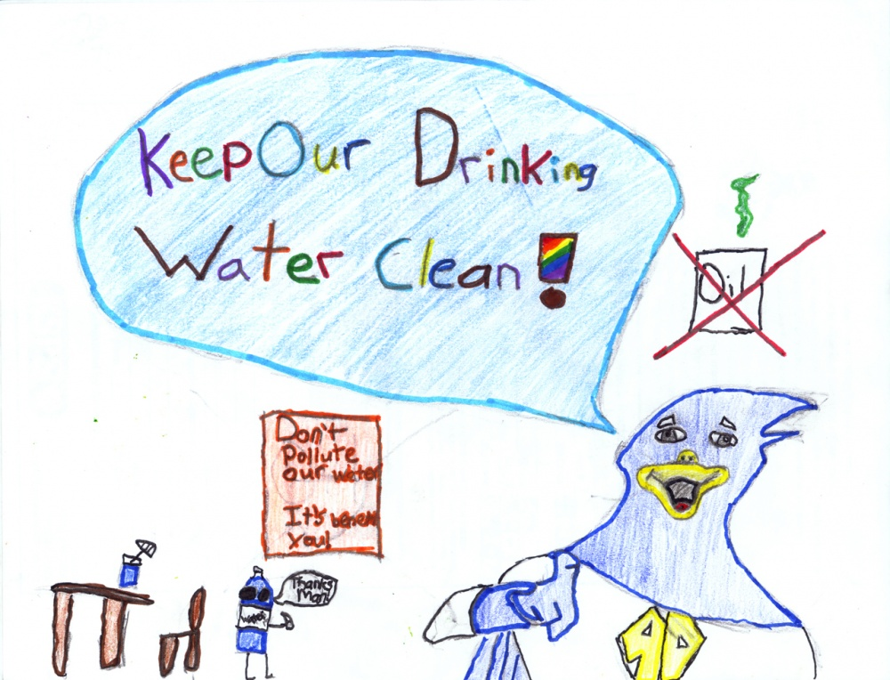 clean water essay contest