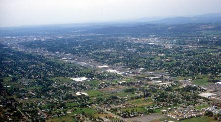 Tour the Spokane Valley in 1997