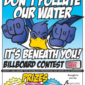 Billboard Contest - Deadline May 1, 2017