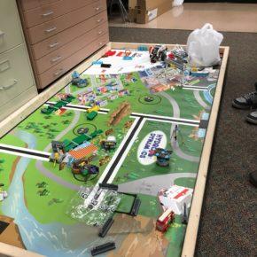 Hamblen Elementary Lego Club Prepares for Competition